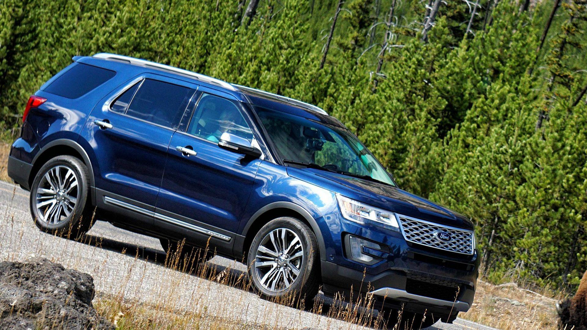 2019 Ford Explorer Offroad 2019 Ford Explorer Ford Explorer Reviews Ford Explorer