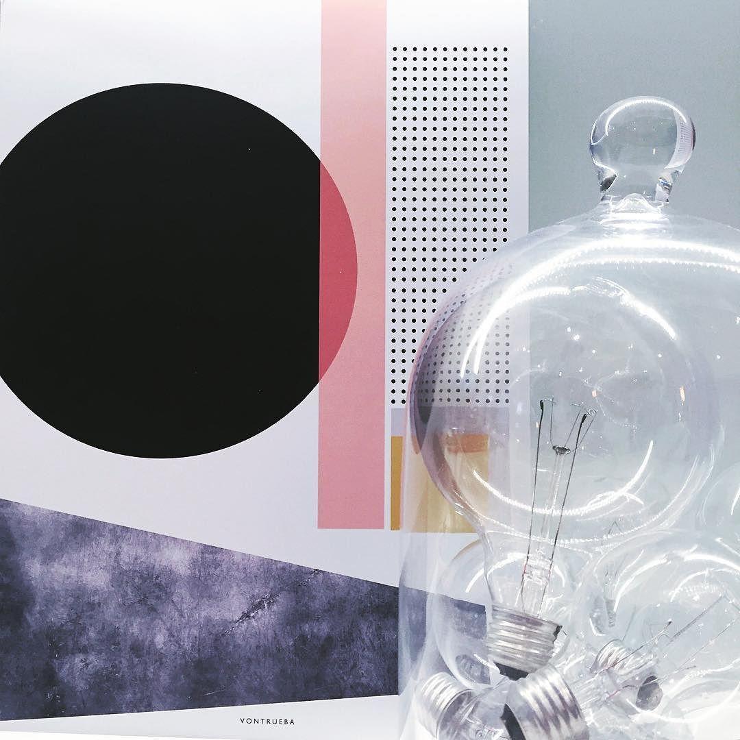 circles & squares & a little bit of colour. #new artwork from @vontrueba. #vontrueba #design #artwork #abstract #styling #bibelotandtoken #interiordesign #homedecor #acolorstory #minimalism #inspiration #minimal #geometric #toronto