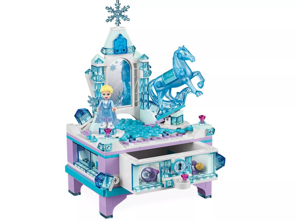 29++ Lego disney frozen ii elsas jewelry box creation viral