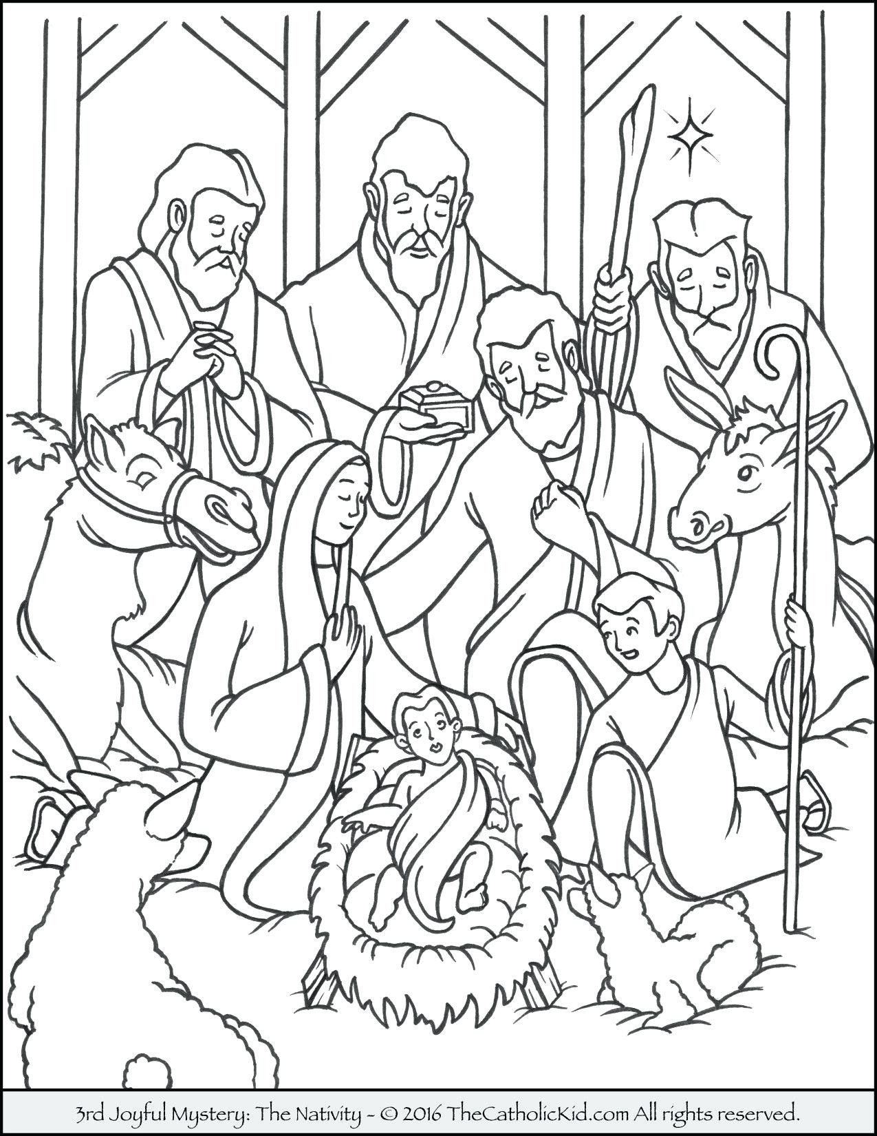 Johnny Appleseed Coloring Page Lovely Red Ribbon Coloring Pages Spartanprint Nativity Coloring Nativity Coloring Pages Christmas Coloring Pages