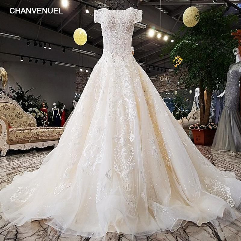 Ls5533 Luxury Wedding Wholesale Wedding Dresses Sweetheart Off The Shoulder Bea Wedding Dresses Beaded Wedding Dresses Lace Ballgown Wedding Dresses From China