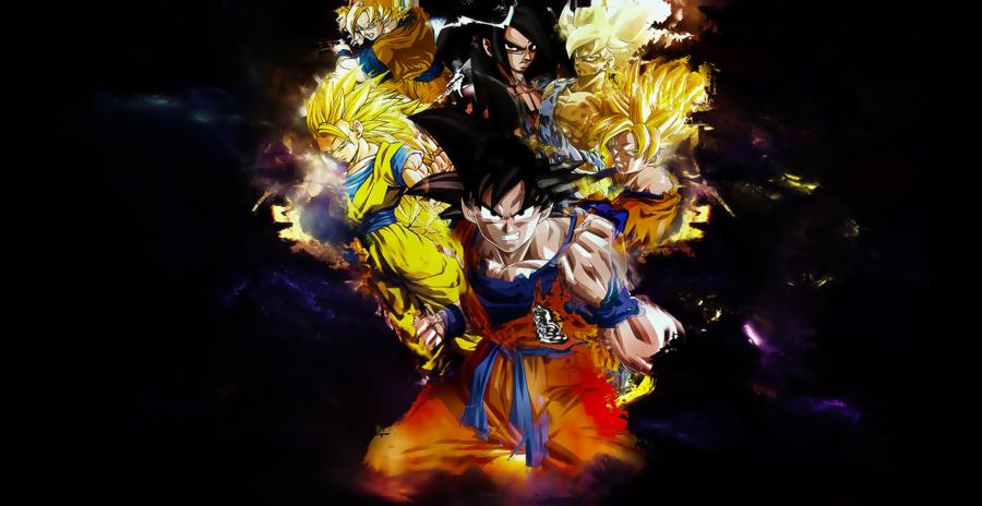 Dragon Ball Son Goku Wallpaper By OneBill On DeviantArt