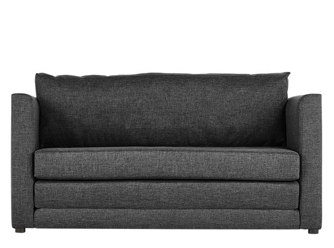 Essentials Eli Slaapbank Zwaangrijs Sofa Bed Sofa Grey Sofa Bed