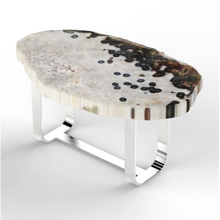 Rablabs Gigante Agate Coffee Table Coffee Table Wooden