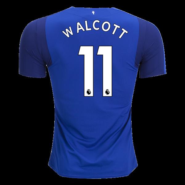 Theo Walcott 2017 18 Everton Home Jersey Worldsoccershop Com World Soccer Shop Jersey Everton