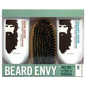 Get your groom on!  http://www.maleskin.co.uk/billy-jealousy-beard-envy-kit.html