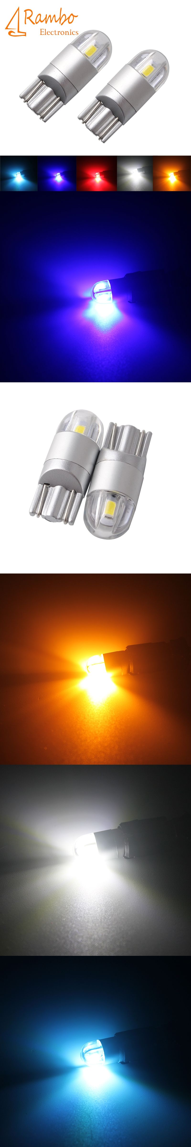 Car styling w5w led t10 3030 2smd auto lamps 168 194 bulb plate car styling w5w led t10 3030 2smd auto lamps 168 194 bulb plate light parking fog aloadofball Images