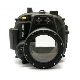 40m Water Resistant Casing Dslr Underwater Housing For Canon 650d 700d Water Proof Case Underwater Camera Housing Underwater House