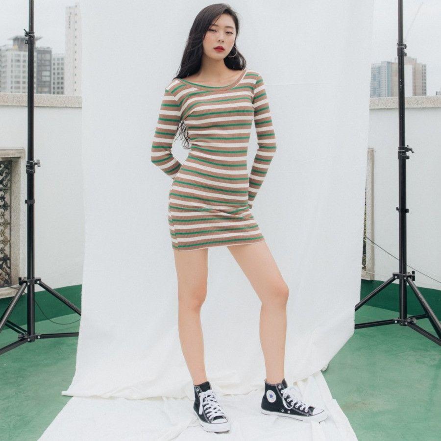 Quietlabstripe tshirt dress what wear pinterest shirt dress