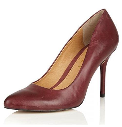 Ravel Newton, Damen Durchgängies Plateau Sandalen mit Keilabsatz , rot - rot - Größe: 35.5