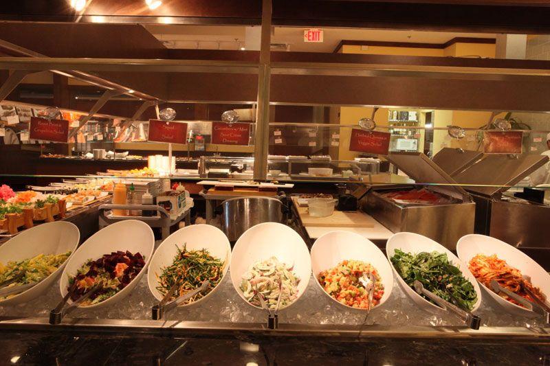 Korshi Steak Sushi And Seafood Buffet