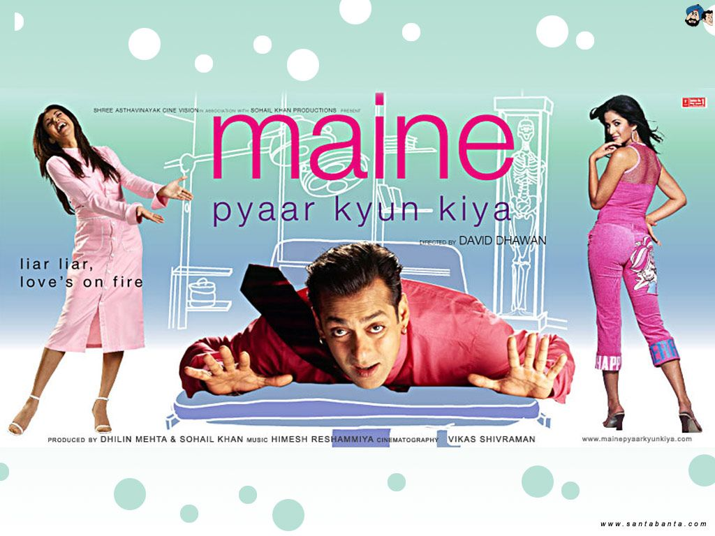 Pin By Sgr On Maine Pyaar Kyun Kiya Hd Movies Mp3 Song Mp3 Song Download