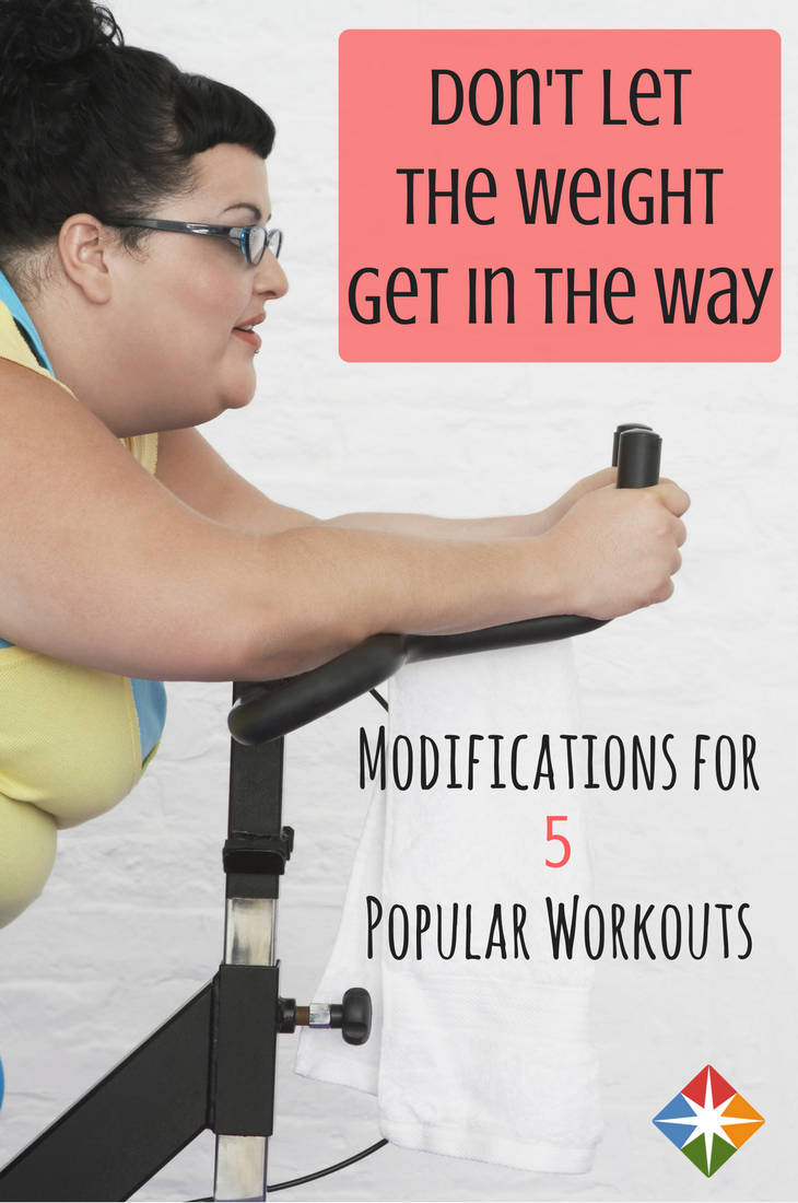 Never Say Never With These 5 Plus-Size Workout Modifications