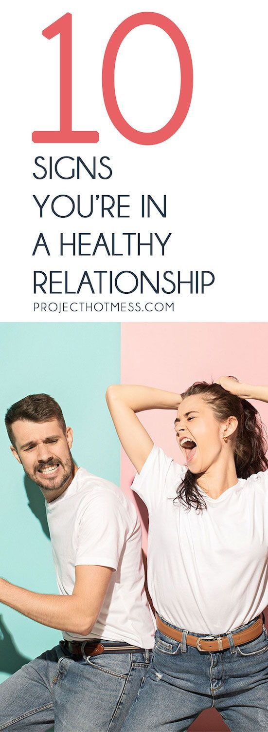 healthy relationship signs