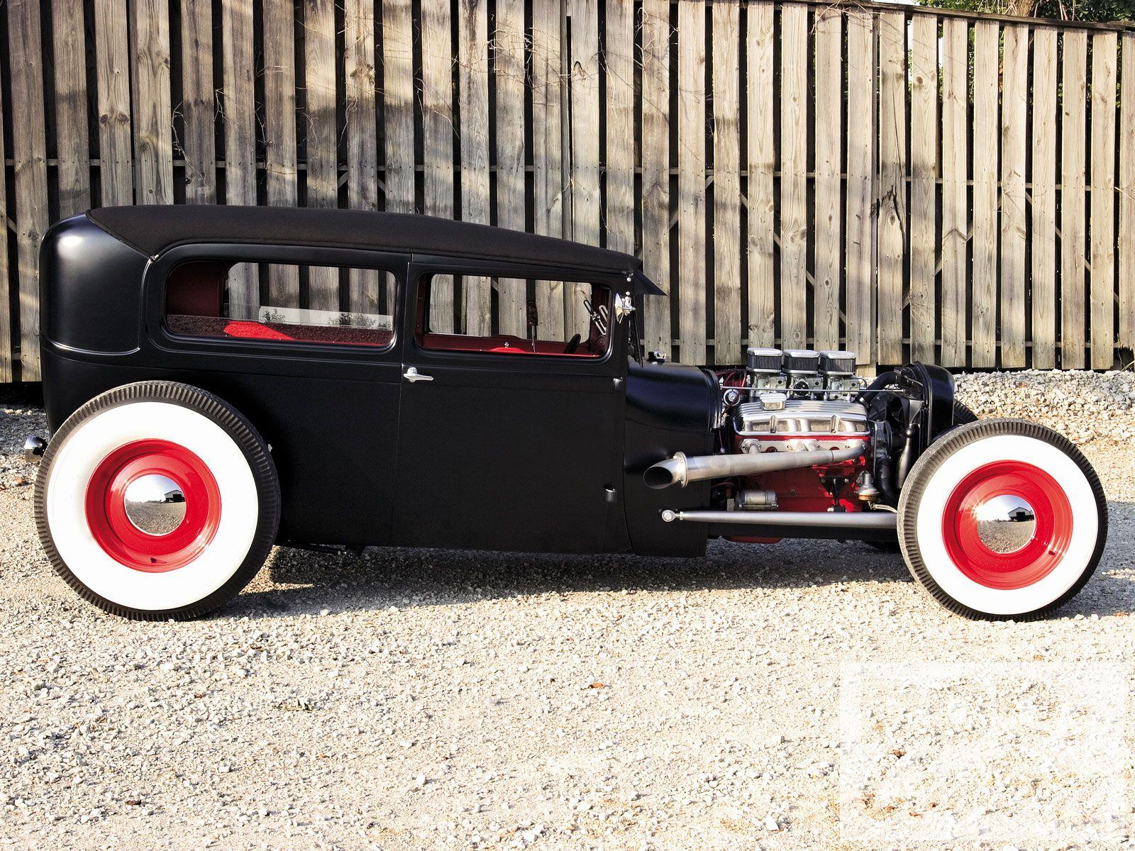 Model A Sedan Hot Rods Rat Rods Pinterest Sedans Rats