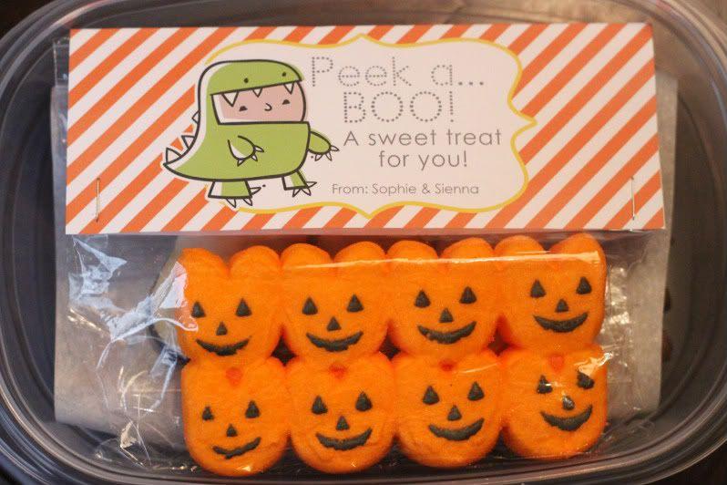 The Busy Budgeting Mama: Halloween Treats!- Gifting Goodies