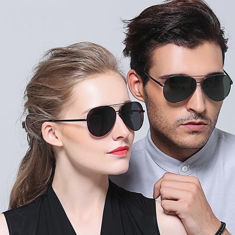 CAVERO 2018 New Fashion Polarized Sunglasses Men Luxury