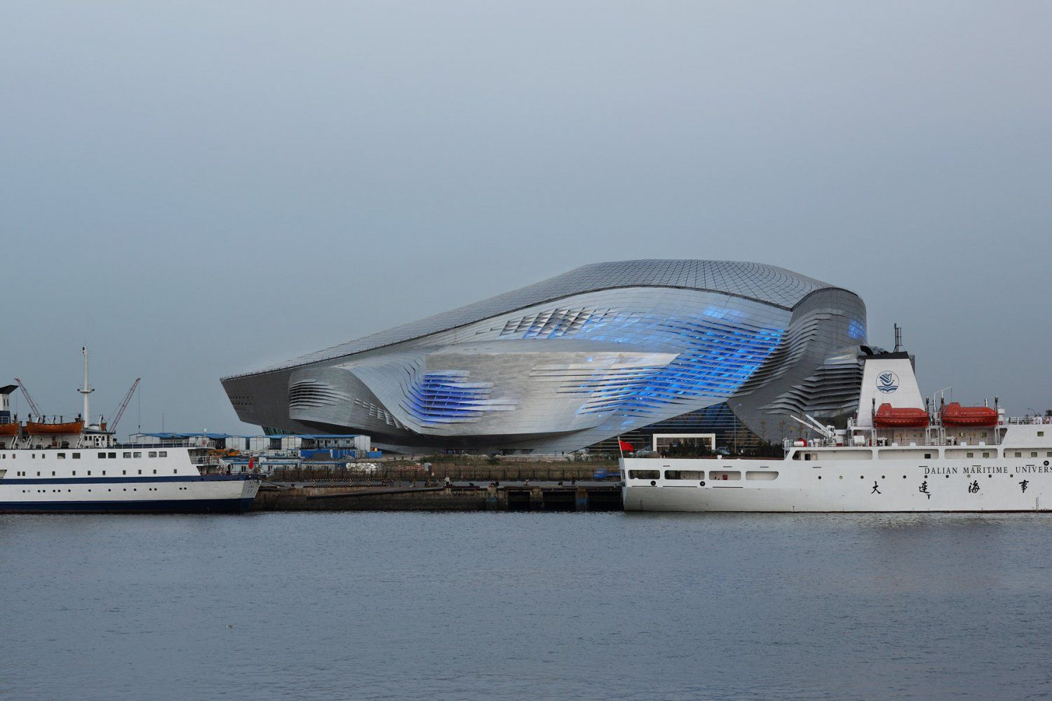 http://www.coop-himmelblau.at/architecture/projects/dalian-international-conference-center