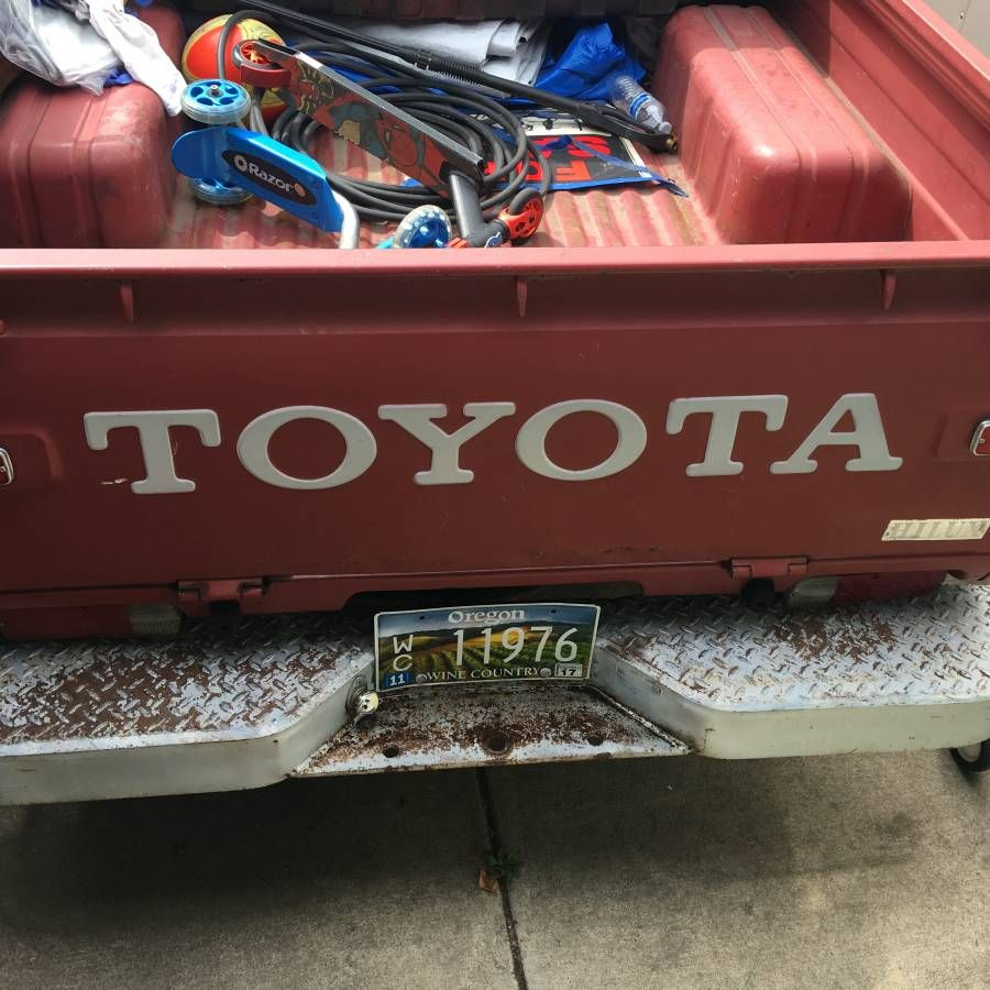 Pin by Bill on 1stGenToyotaHilux Toyota