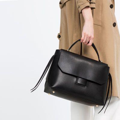 Imagem 2 de SACO CITYBAG MINIMAL da Zara
