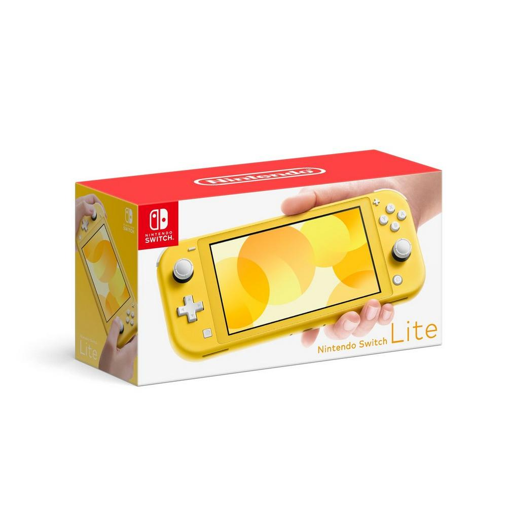 Nintendo Switch Lite Yellow Nintendo Switch System Nintendo Switch Nintendo