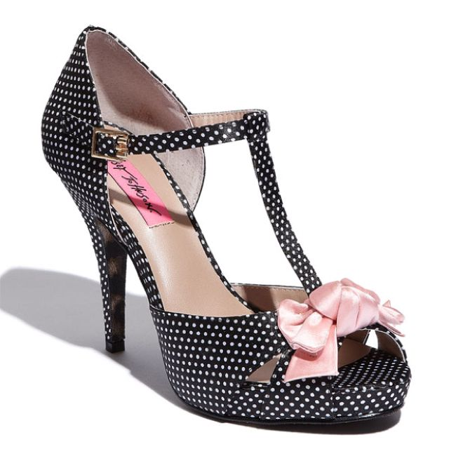 Betsy Johnson Canddee.... I need to go shoe shopping like, now