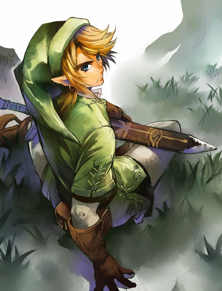 Pin By Emma Baker On Anime Legend Of Zelda Link Fan