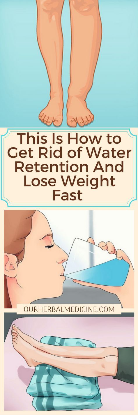 how to test for water retention