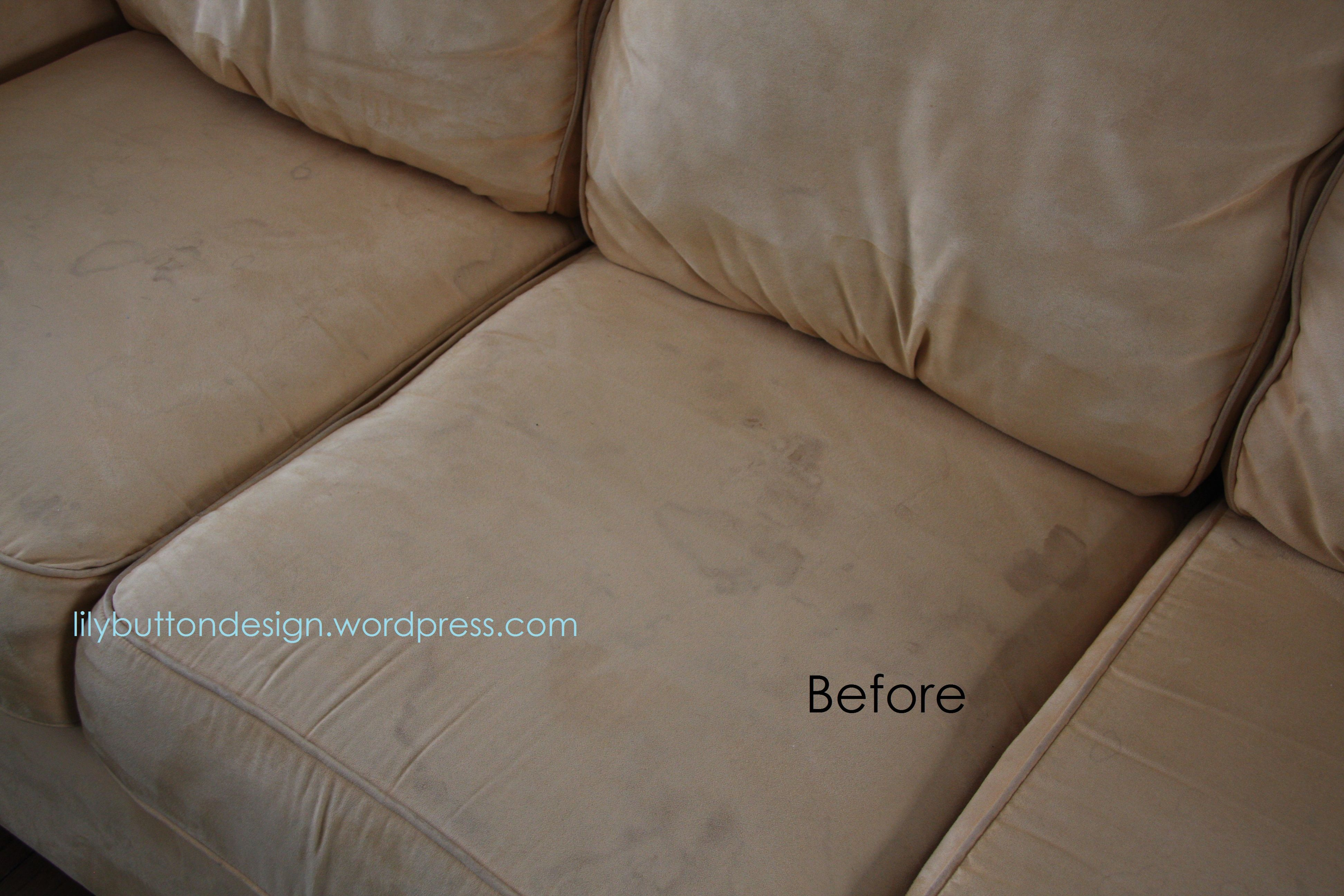 Brilliant How To Clean A Microfiber Couch Crafty Things Cleaning Pdpeps Interior Chair Design Pdpepsorg