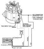 chevy ignition coil distributor wiring diagram in addition diagram msd ...  | automotive care, wire, automotive illustration  pinterest