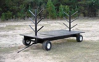 Pole Caddy Jump Trailers 21 By Classy Courses Inc Horse
