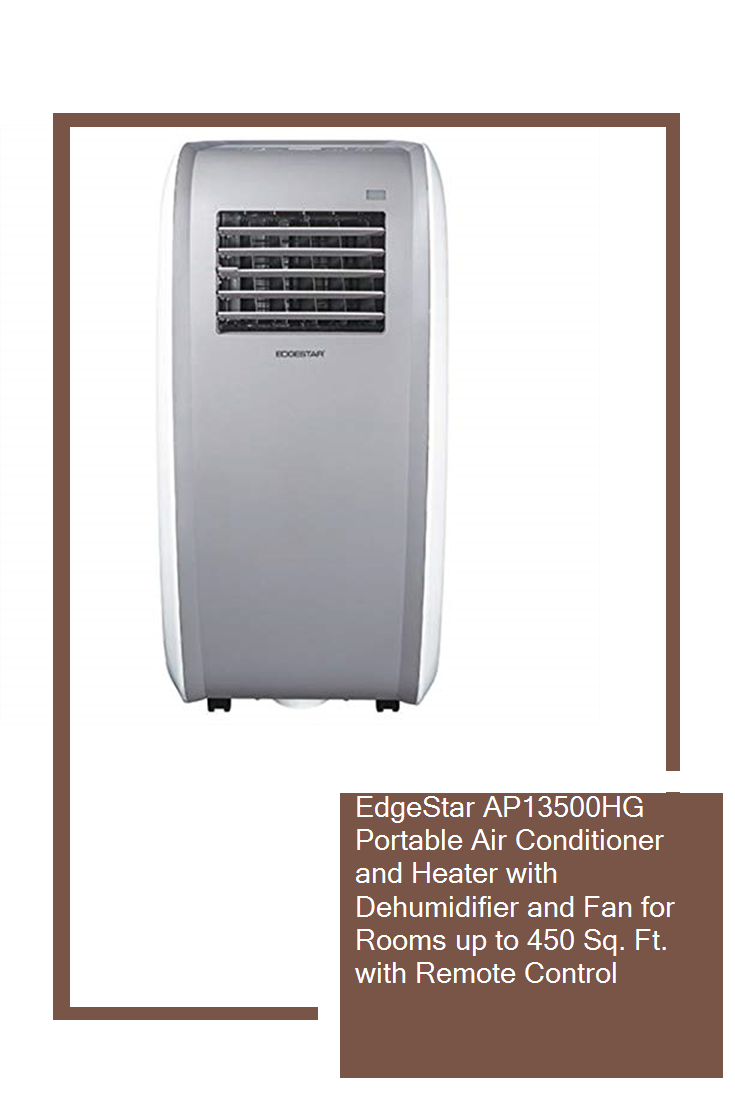 EdgeStar AP13500HG Portable Air Conditioner and Heater