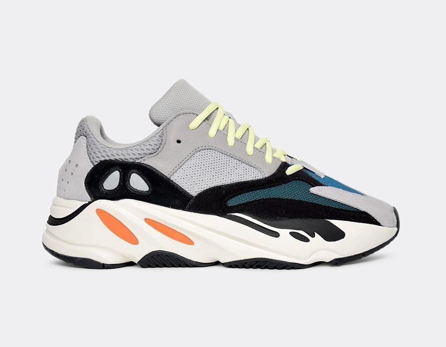2020 Yz B75571 Wave Runner Running Shoes Sneakers Trainers Sneaker Trainer Men Women Fashion