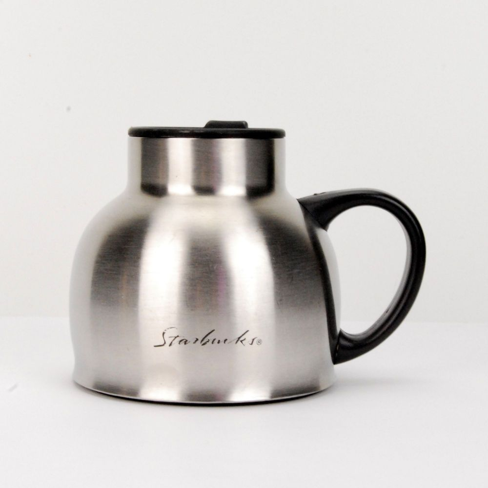 Stainless steel chubby mug