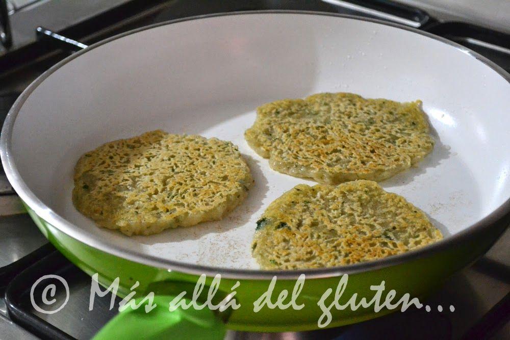 Más allá del gluten...: Tortillas de Papa sin Huevos (Receta GFCFSF, Vegana)