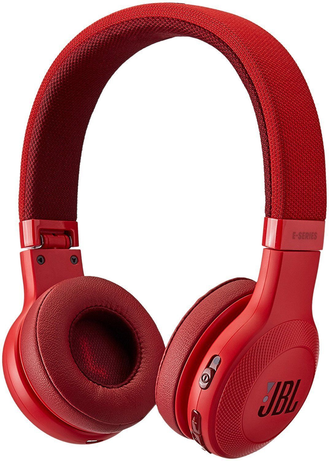JBL Synchros E45BT Wireless Onear Headphones (Red) (With
