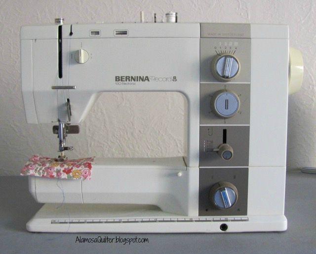 The 930 made when bernina was Bernina 930