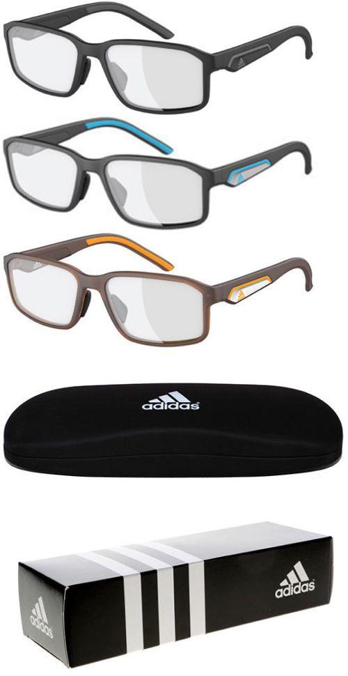 Fashion Eyewear Clear Glasses 179244: Adidas Optical Convertor Men S ...