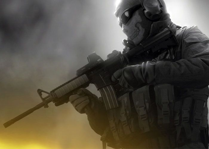 Original COD Ghost, Simon Riley, To Appear In COD: Ghosts