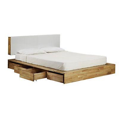 Best Storage Platform Bed No Headboard Platform Bed With 400 x 300