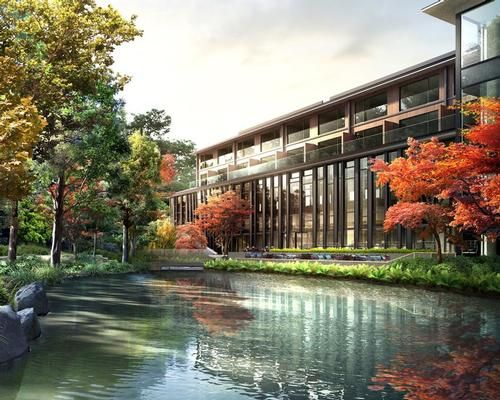 Architecture And Design News From CLAD   Four Seasons Kyoto Will Showcase  U0027contemporary Evolutionu0027 Of Traditional Japanese Design