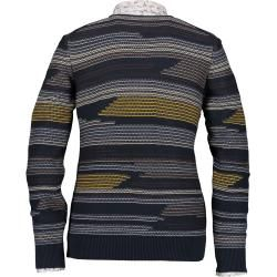 Photo of State of Art Pullover, Jacquard, Baumwolle State of ArtState of Art