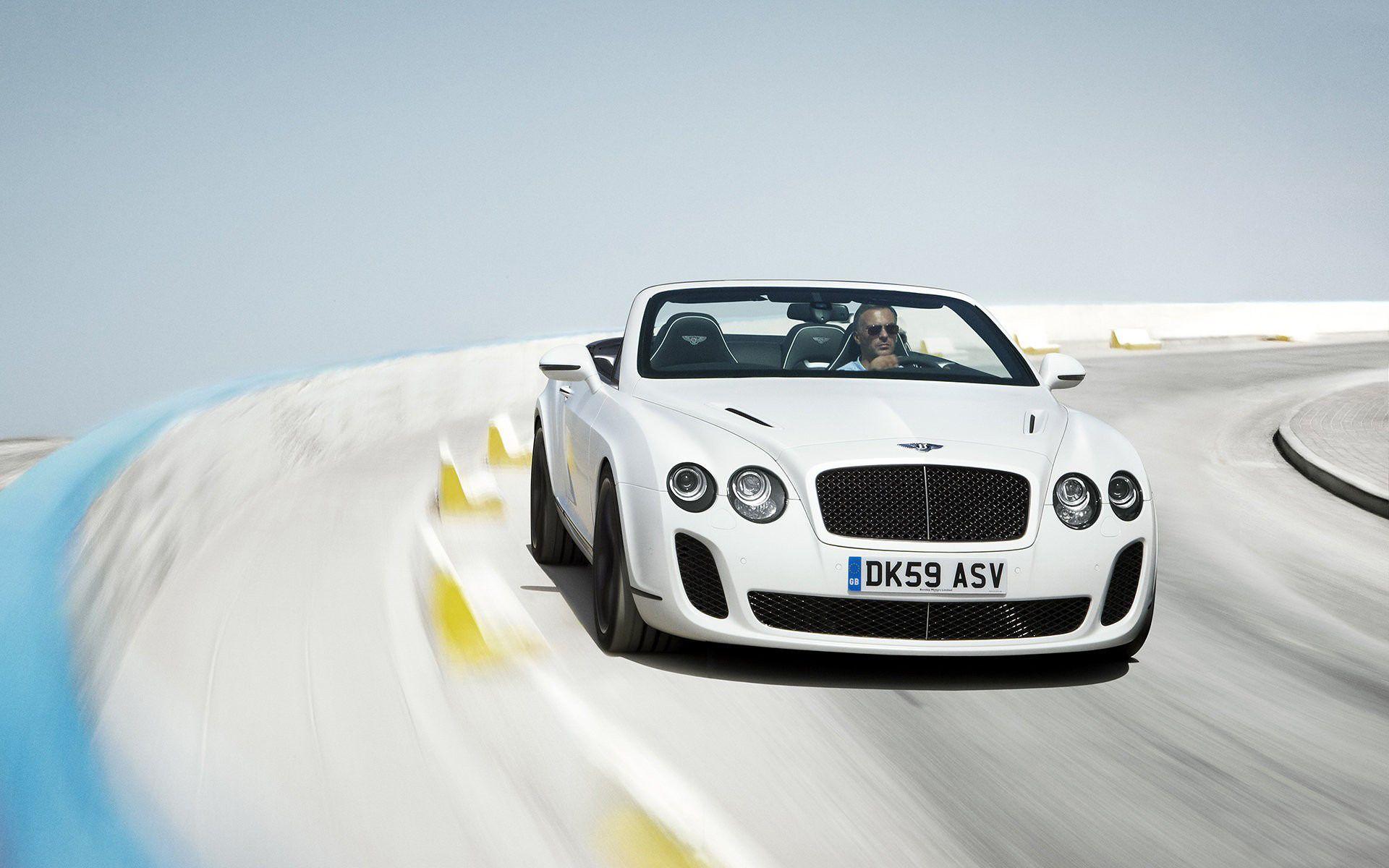 Bentley Continental GT Convertible Bentley continental