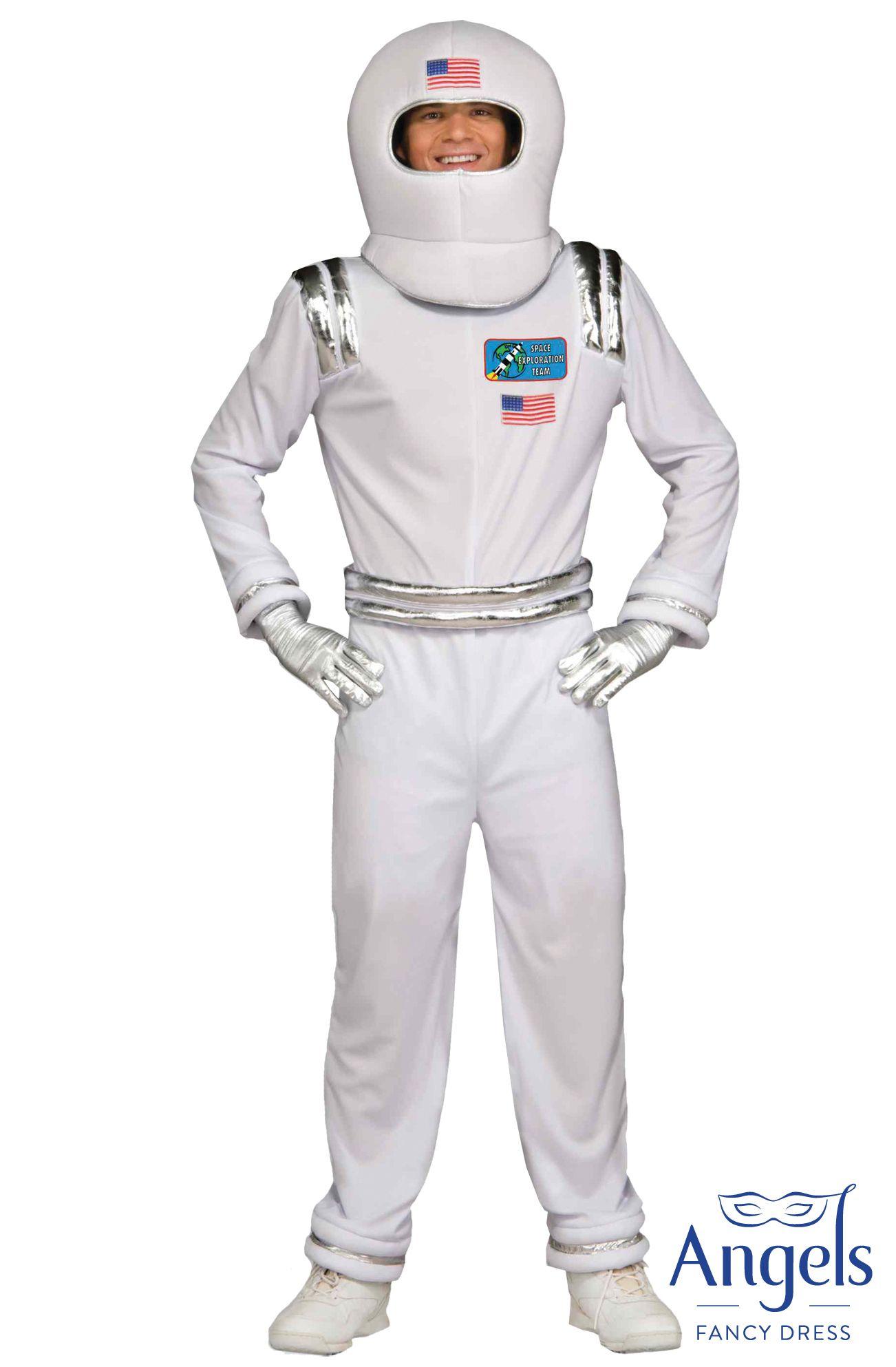 e4538f9610f1 Astronaut Adult Costume Wholesale Halloween Costumes