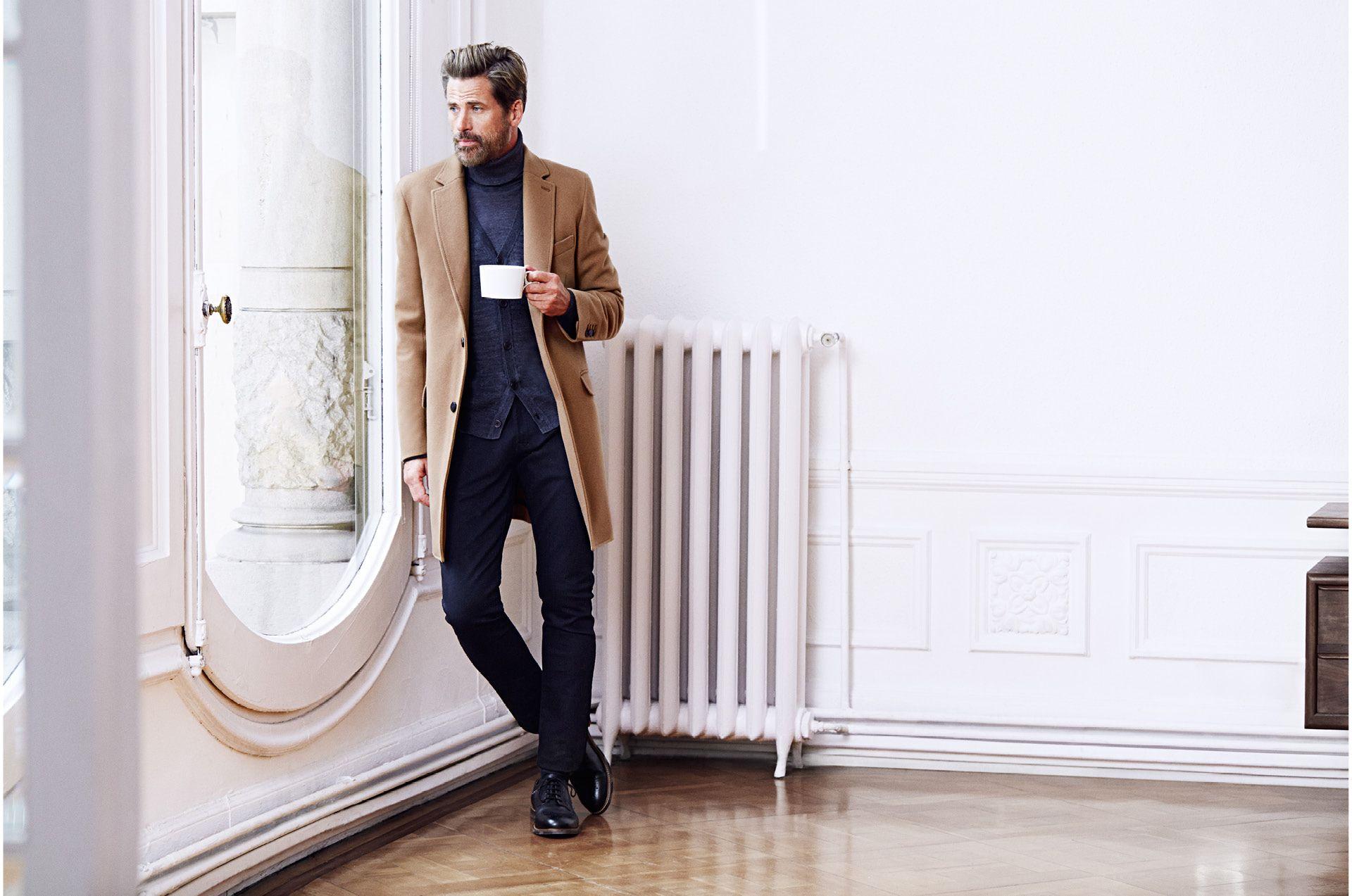 Mens jacket camel - He By Mango A W14 Urban Suiting Menswear Lookbook Allthingsmenswear Camel Coatgentleman