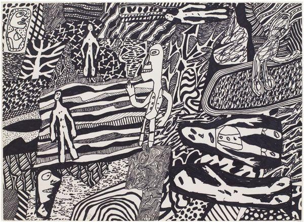 Jean Dubuffet. - Cerca con Google