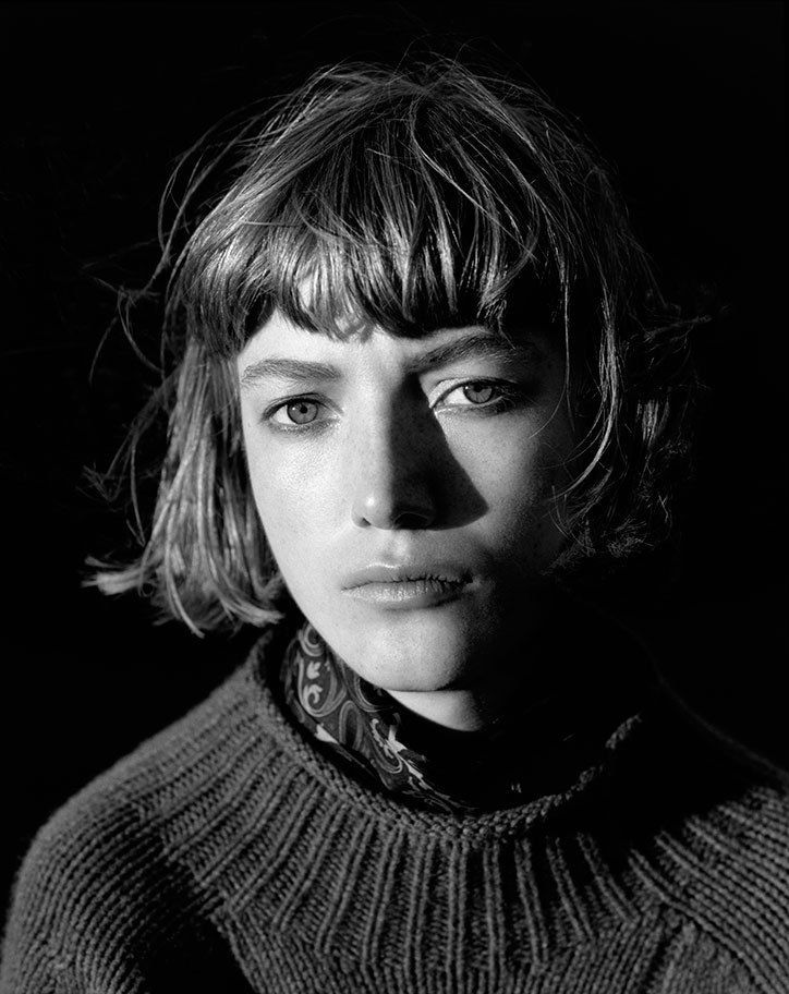 Alasdair McLellan shoots Margaret Howell's AW15 campaign