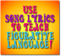 """Using Katy Perry's """"Firework"""" to identify figurative language & poetry devices"""