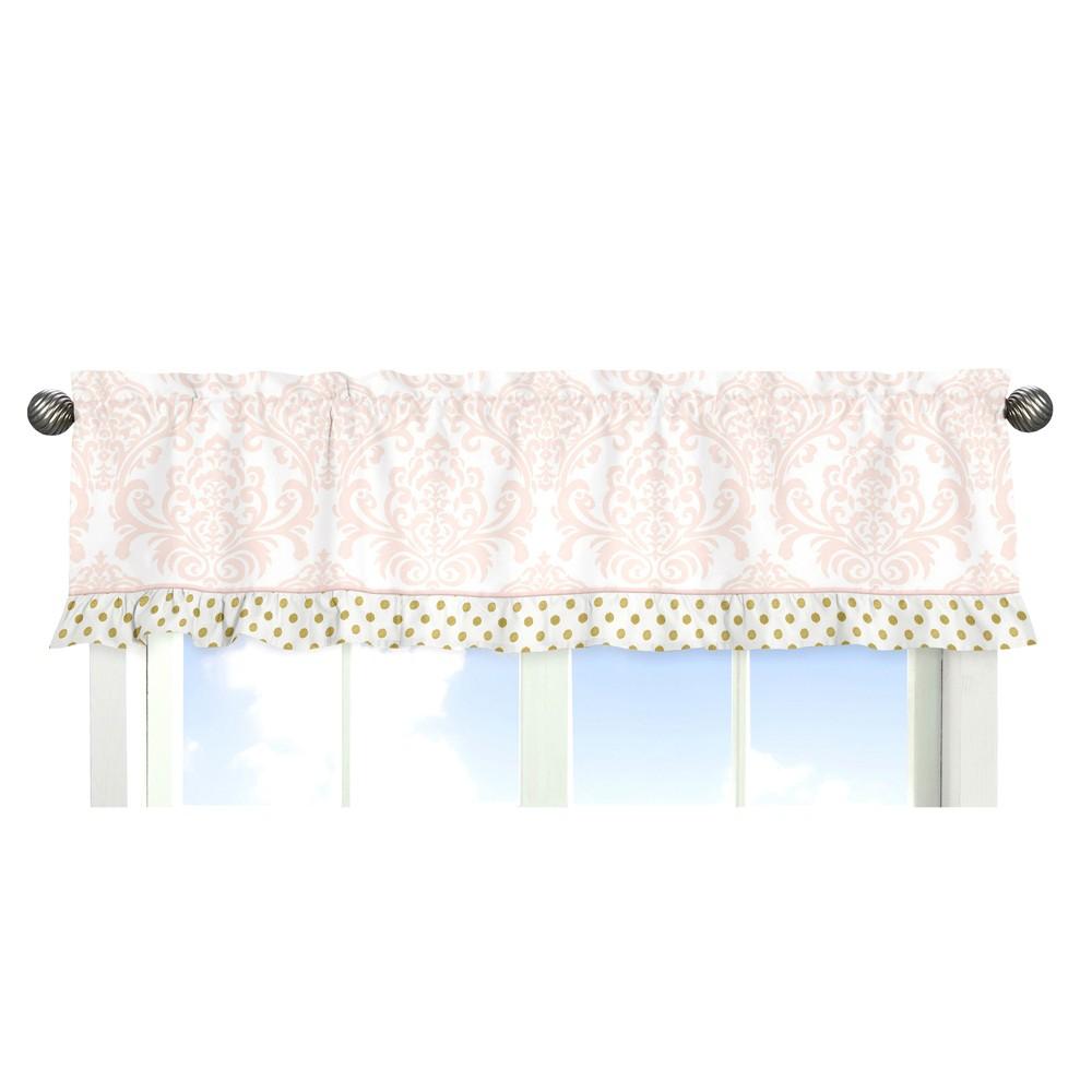 Sweet Jojo Designs Window Valance - Amelia