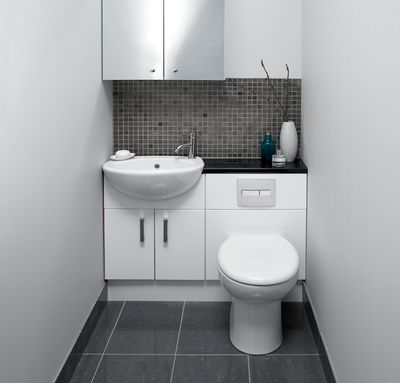 toilets for small rooms